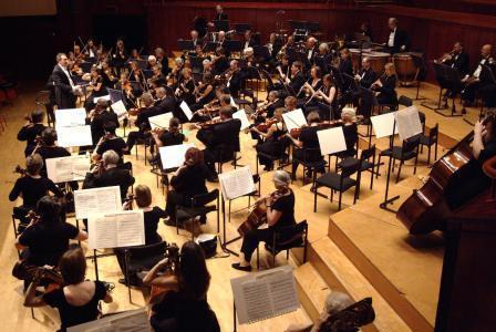 Henley Symphony Orchestra at the Hexagon, 2004