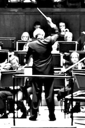 Ian Brown conducts HSO, March 2010
